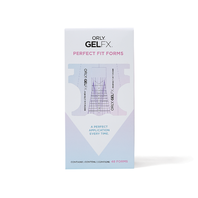 GelFx Perfect Fit Forms
