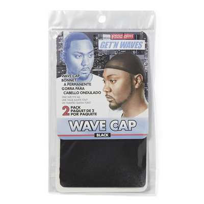 Get'N Waves Wave Cap Black