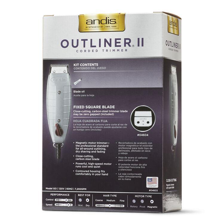 Outliner II Square Blade Trimmer