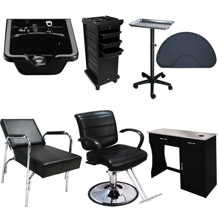 Essential Single Operator Salon Package