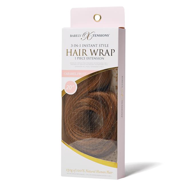 3-in-1 Hair Wrap Caramel Frost