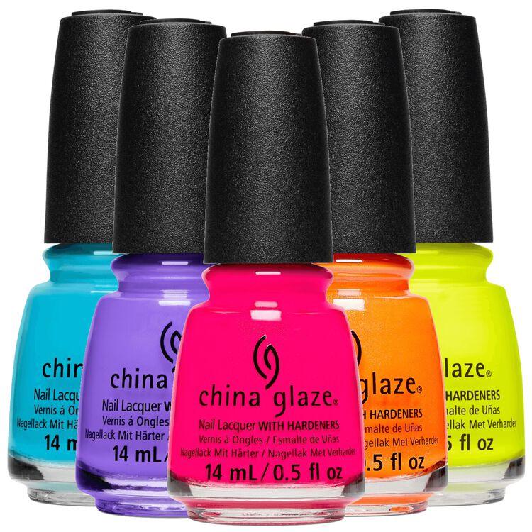 Buy China Glaze Nail Polish 0.5 oz Summer HOT COLORS Online in Hong Kong.  323314786228