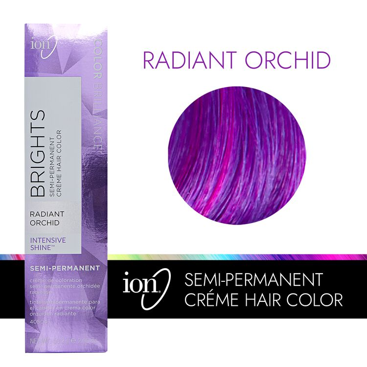 Radiant Orchid Semi Permanent Hair Color