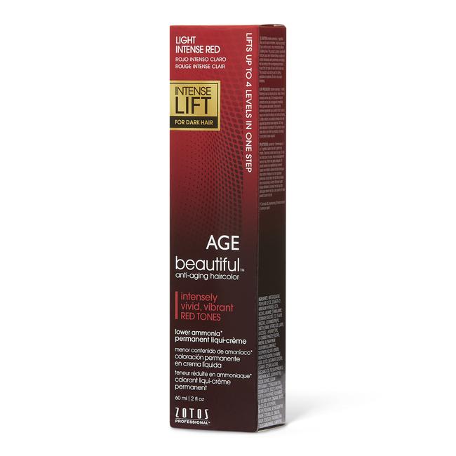 Intense Lift Light Intense Red Permanent Liqui-Creme Hair Color