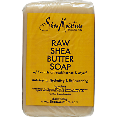 Raw Shea Butter Soap