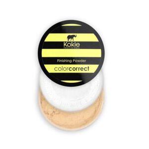 Yellow Color Corrector Setting Powder