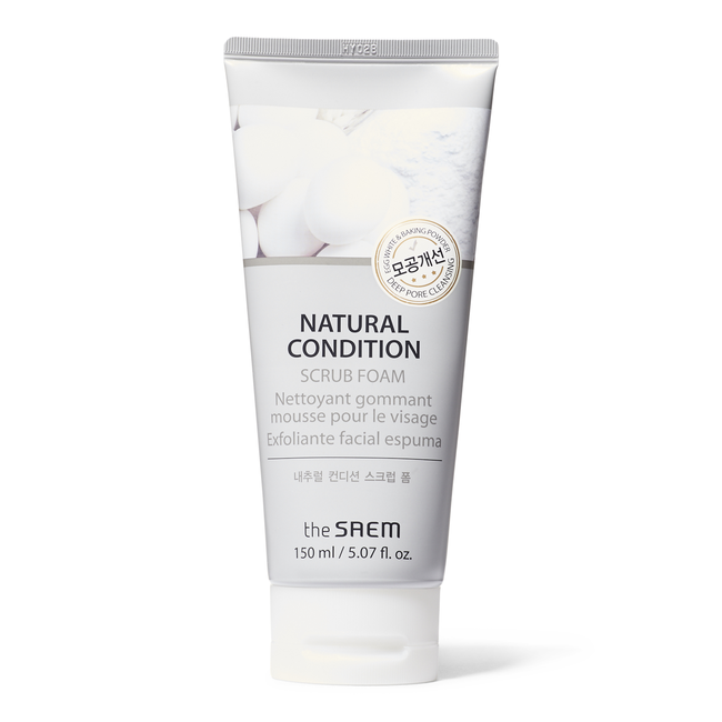 Natural Condition Scrub Pore Cleanser