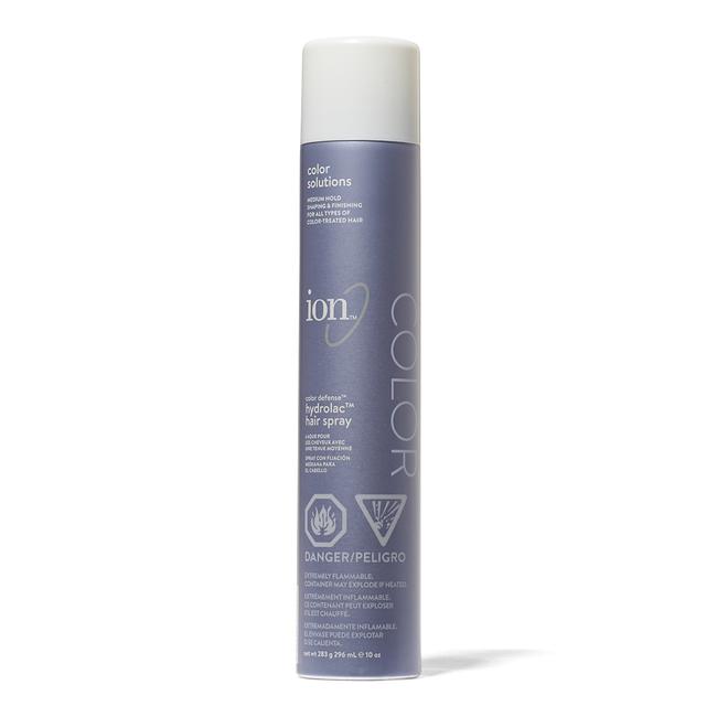 Color Defense Hydrolac Hair Spray