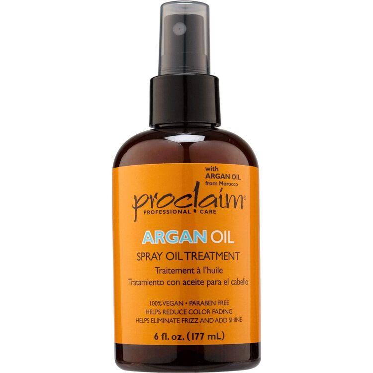 Spray Oil Treatment