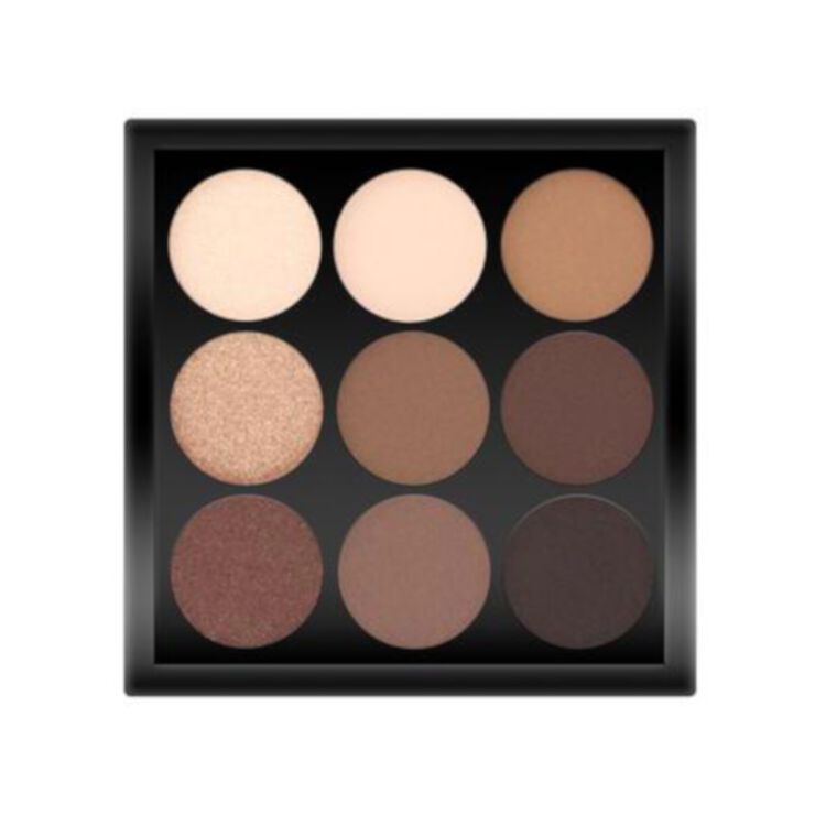Small Eyeshadow Palette Bare it all