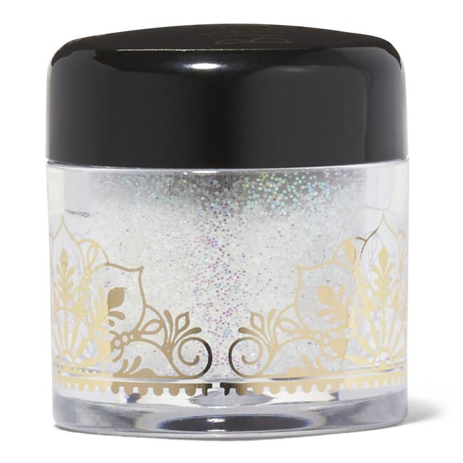 Stardust White Nail & Body Glitter