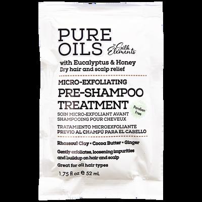 Eucalyptus & Honey Dry Hair & Scalp Relief Micro-Exfoliating Pre-Shampoo Treatment