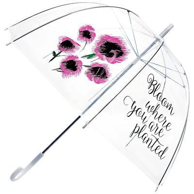 Crystal Bloom Umbrella