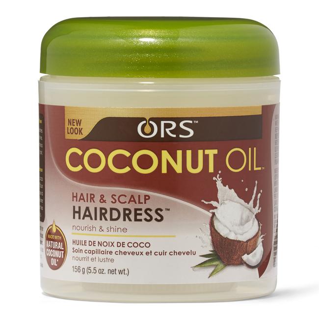 Coconut Oil Hairdress