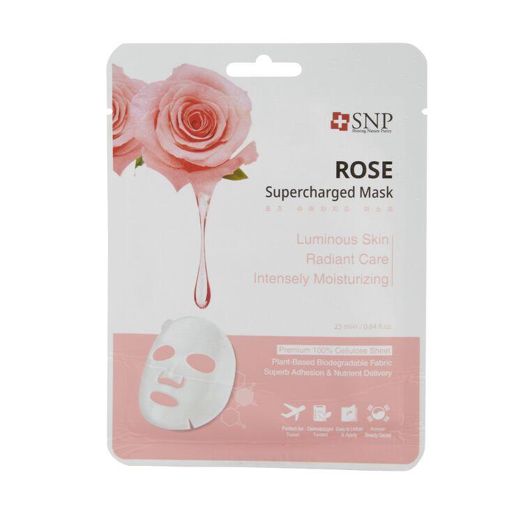 Rose Supercharged Mask