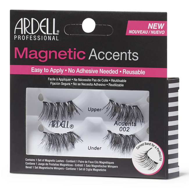 Magnetic Accent Lash Demi Wispies