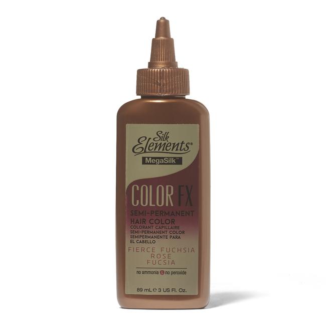 Fierce Fuchsia Color FX Semi Permanent Hair Color