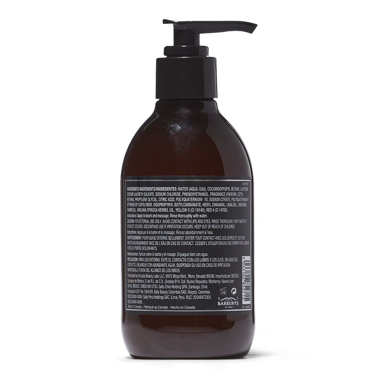 Hydrating Beard Shampoo