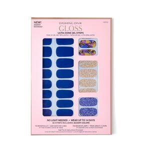 Ultra Shine Gel Strip Blue Vixon