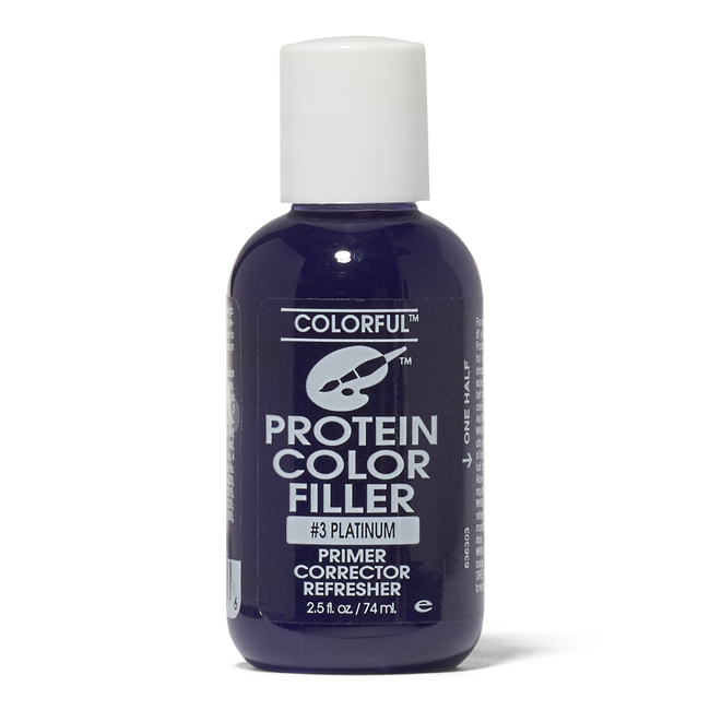 #3 Platinum Protein Filler