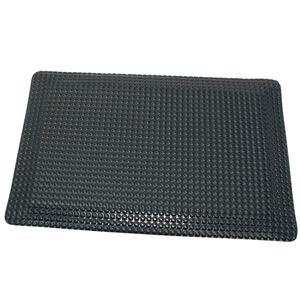 2' x 3'  AirFlex Shampoo Black Mat