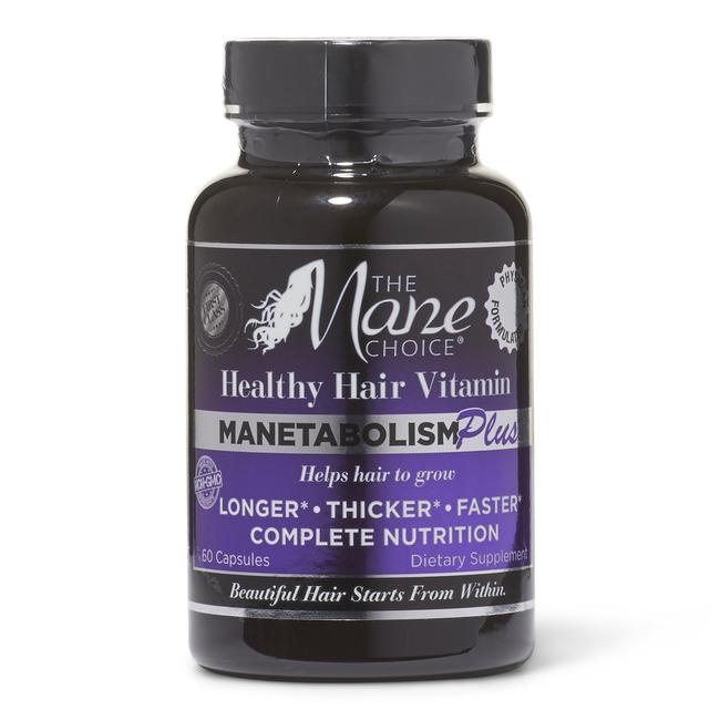 Healthy Hair Growth & Retention Vitamins