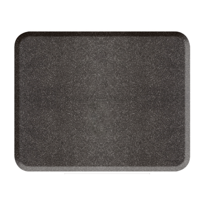 4 X 5 Granite Steel Mat without Chair Depression