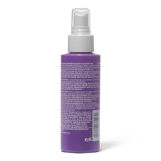 Quick Blow Dry Spray