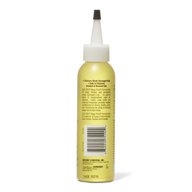 Mega Thick Growth Oil