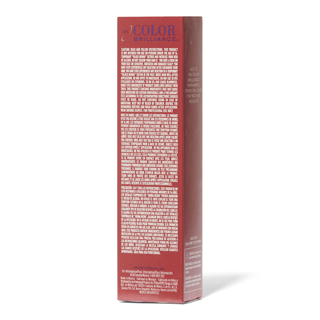 Hot Red Permanent Color Intensifier