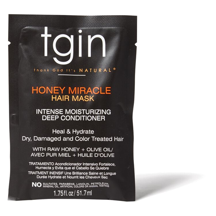 Honey Miracle Hair Mask Packette