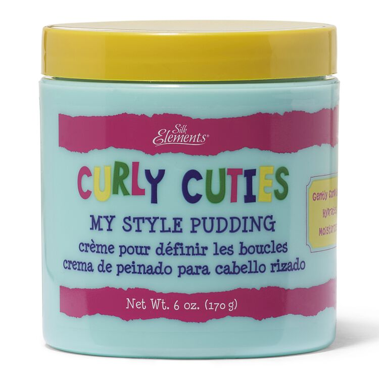 Curly Cuties My Style Pudding