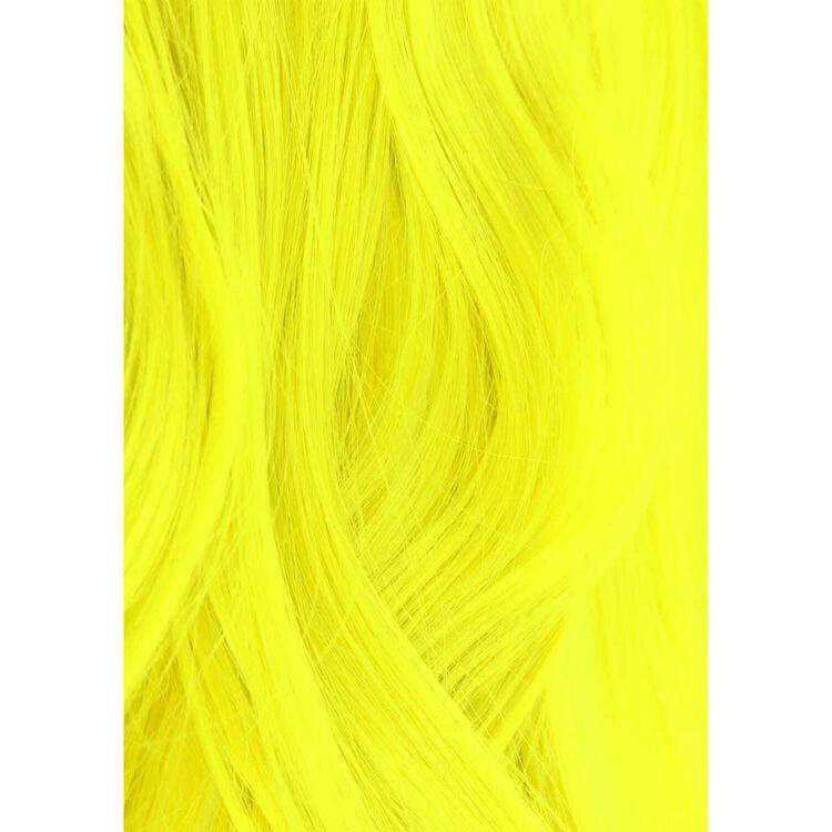 300 Neon Yellow Premium Natural Semi Permanent Hair Color