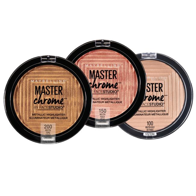 Face Studio Master Chrome Metallic Highlighter