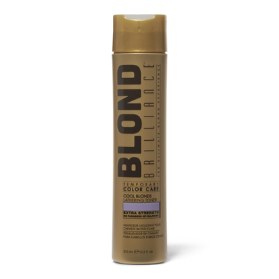 Temporary Color Care Cool Blond Lathering Toner
