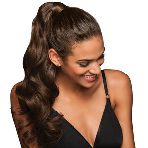 23 Inch Long Wave Ponytail