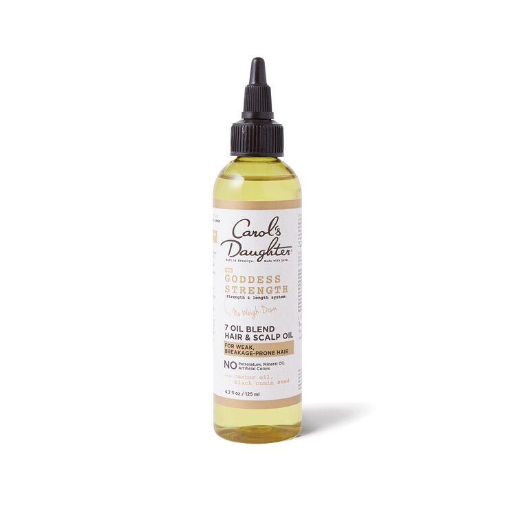 Goddess Strength 7 Oil Blend Hair & Scalp Oil