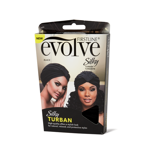 Silky Turban