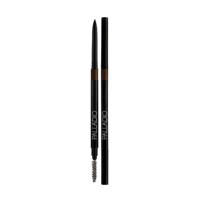 Brow Definer Black/Brown Micro-Pencil