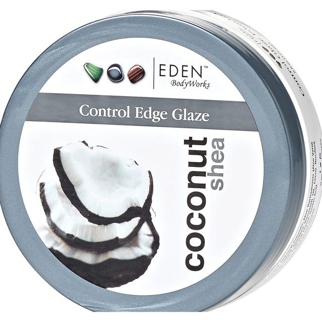 Coconut Shea Control Edge Gel