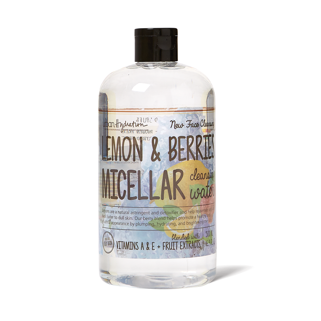 Lemon & Berries Micellar Cleansing Water