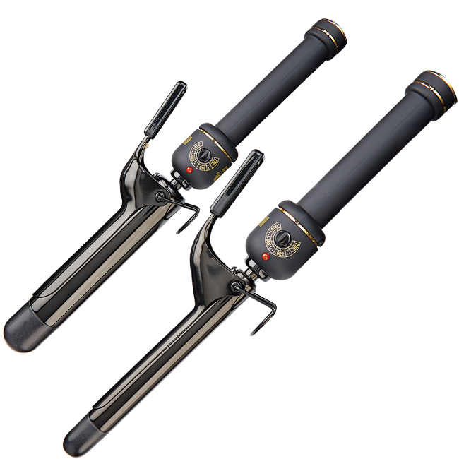 Black Ice Curling Iron