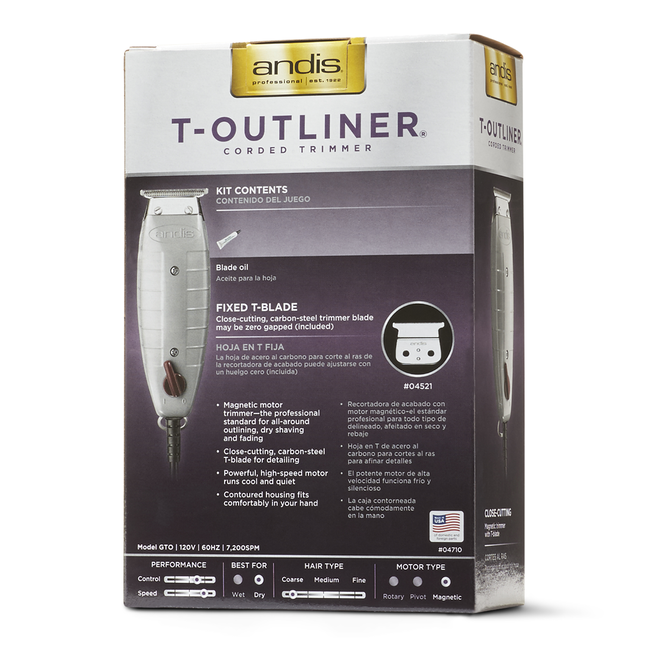 T-Outliner T-Blade Trimmer