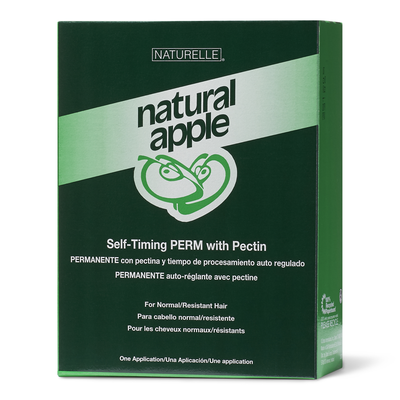 Natural Apple Pectin Self Timing Perm