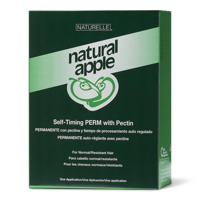 Natural Apple Pectin Self Timing Perm
