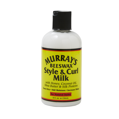 Beeswax Style & Curl Milk