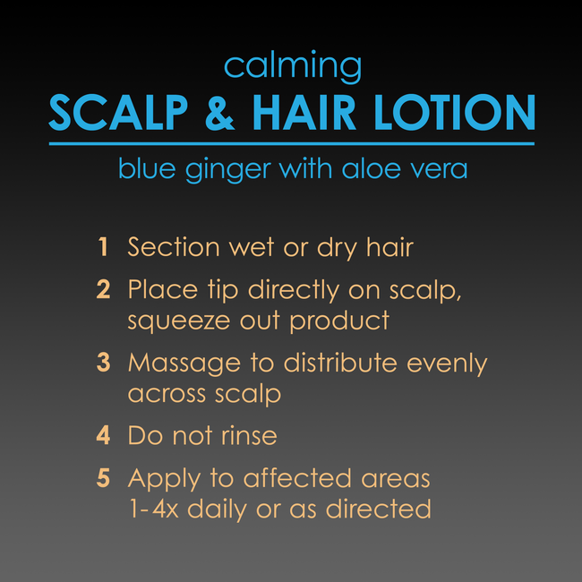Calming Scalp & Hair Lotion