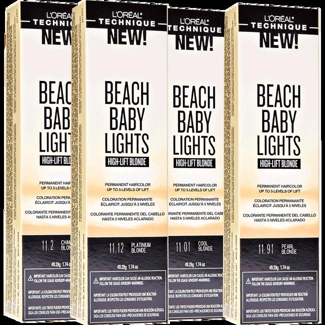 Beach Baby Light High-Lift Blonde