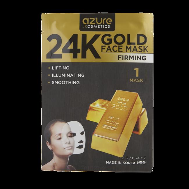 24K Gold Sheet Mask
