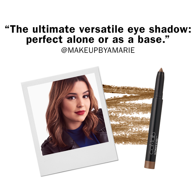 Ultimate Eyes Cream Eye Color Bronze Crush